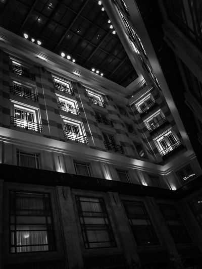 Lit Architecture Architecture_bw Blackandwhite Singapore Interior