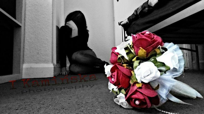 Sad Hope Unlucky cry