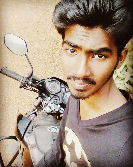 Thada Selfie 📱Bikeride HTC Livo 🚴