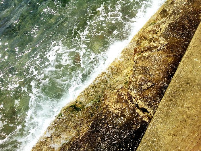 Motion High Angle View Waterfront Close-up Wave Sea Outdoors Beauty In Nature EyeEmNewHere Sommergefühle EyeEm Selects