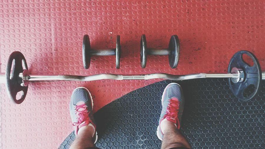 Power. Gym