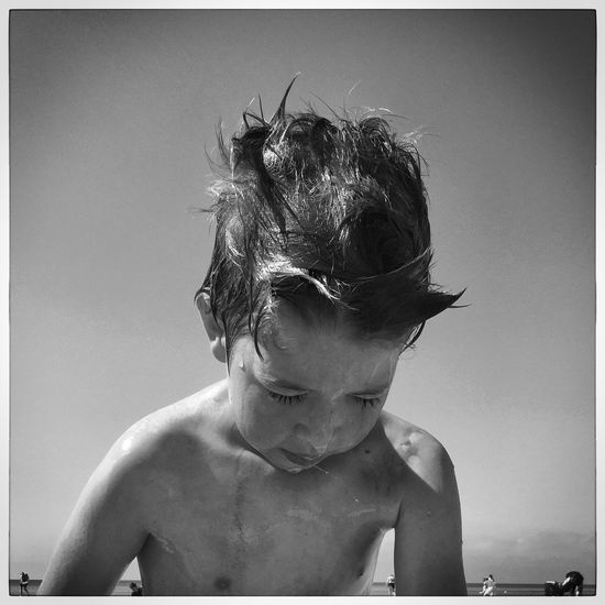 Shades Of Grey The Portraitist - 2016 EyeEm Awards Blackandwhite Black&white IPhone Black And White