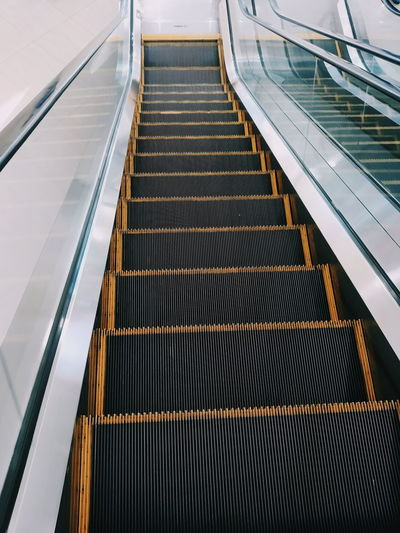 steps Escalator Steps Stairs Technology Modern Day Industry Indoors  No People Architecture