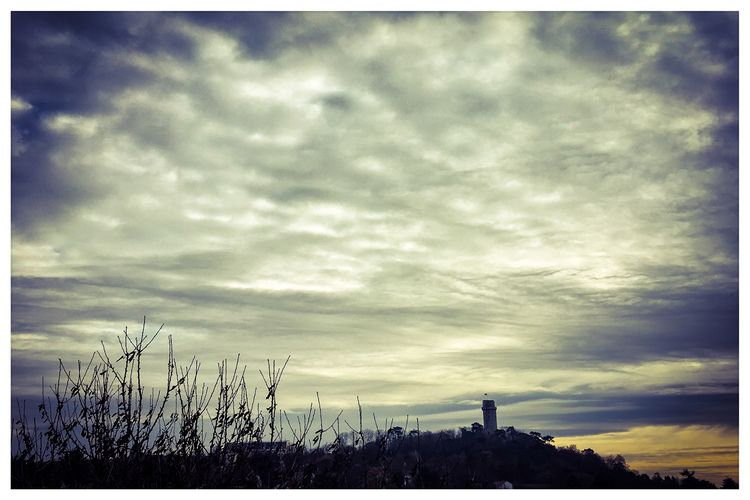 Arpajon Sky And Clouds