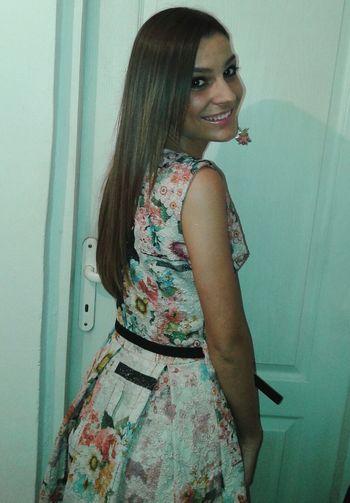 Longhair Smile Beautiful Elegant Cute Lovely Dresses Pretty