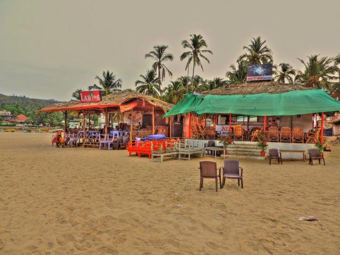 Shacks, sand, shorts and shades - Goa
