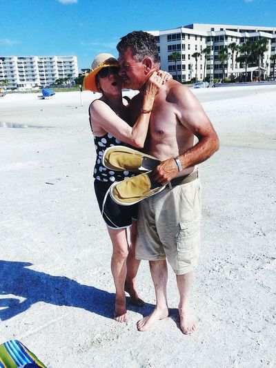 This is Aging Unexpected Groping This Is Aging Beautiful People Awesome Grandparents My Parents Married 50 Years Farmers Tan Silliness Vacation Sweet Moments Boat Shoes Funny Loving Enduring Mature Couple Embracing Romantic Activity Couple - Relationship