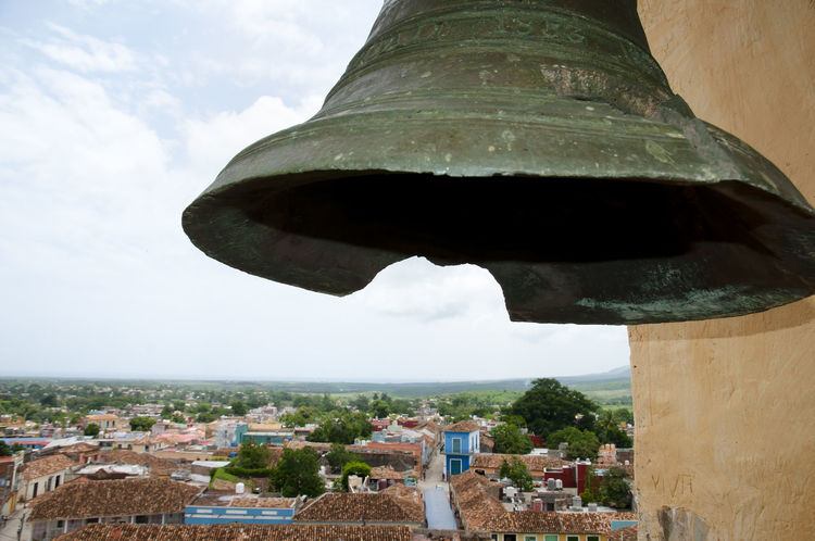 Tower Bell Bell Cuba Trinidad City Tower Bell
