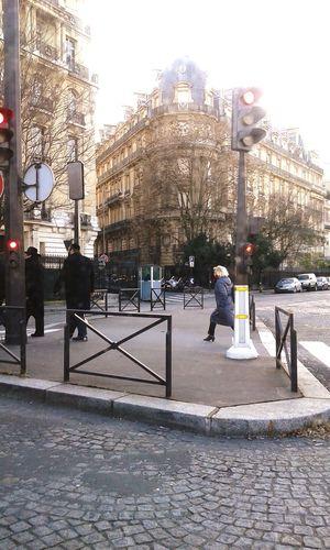 France City Streets  Taking Photos Enjoying Life