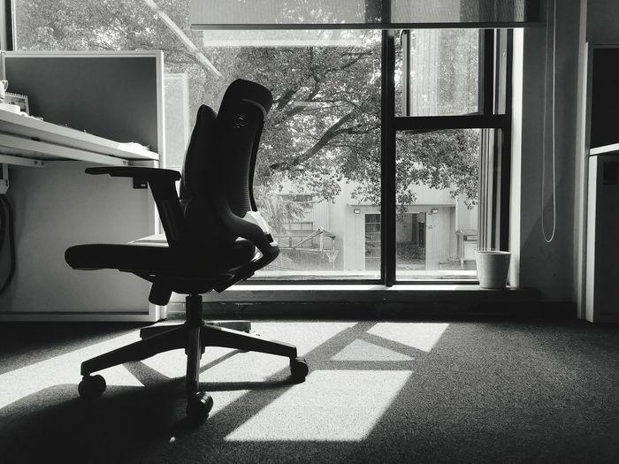 Empty Seat in