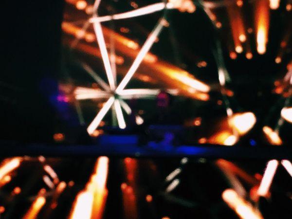 Lights Party Beautiful Paul Van Dyk Showtime