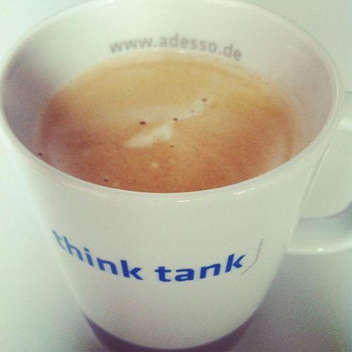 Guten Morgen. #kaffeetweet Kaffeetweet