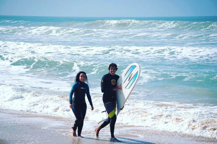 Surf's Up Surf Surfing Ocean OcéanAtlantique Africa Girl Maroc Marocco Dakhla