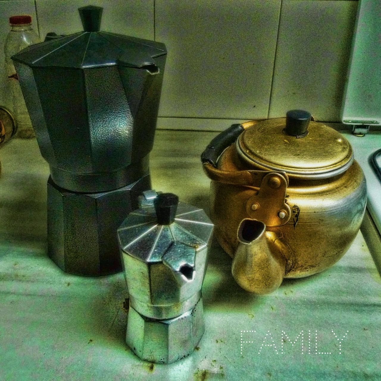 metal, no people, indoors, close-up, stove, day