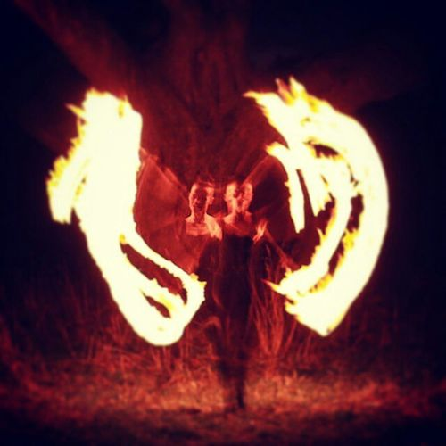 A collaboration from me and my Brother. Me fire dancing and Chris taking the shot. Taking Photos Fire FireDancers Firedancer Firedance. Thats Me  Alternative Fitness
