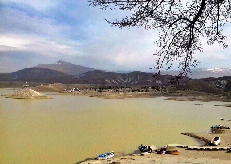 Quetta Pakistan Hanalake Balochistan Lake View