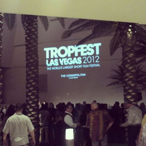 Kickin it @tropfest Vegas