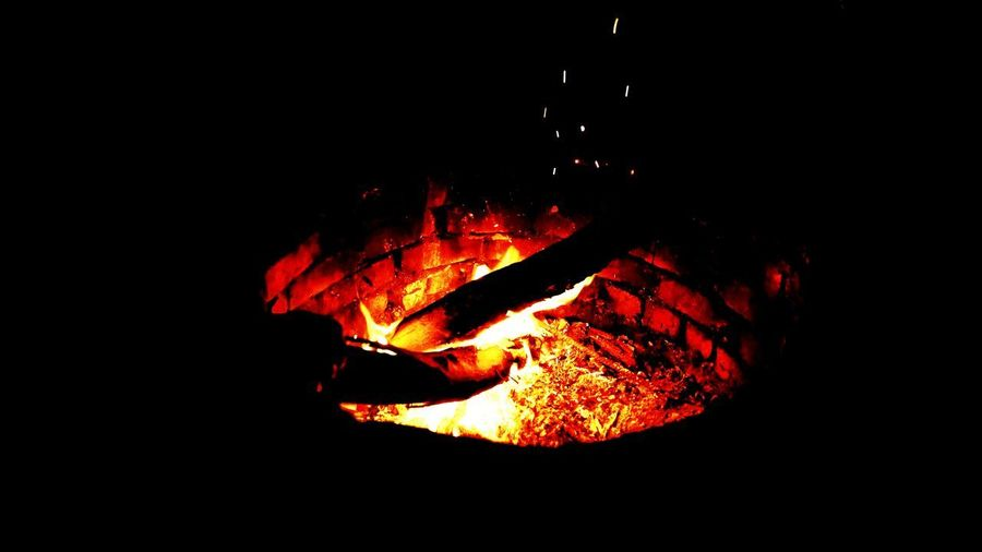 Heat - Temperature No People Fireplace Firepit Fireworksphotography Egyptphotography Egyptian Art Tranquility Photogtaphyinmotion Travel Destinations Fayoum Egypt Scenics Building Exterior Outdoors Nature Beauty In Nature Built Structure Night Spectacular Scenery