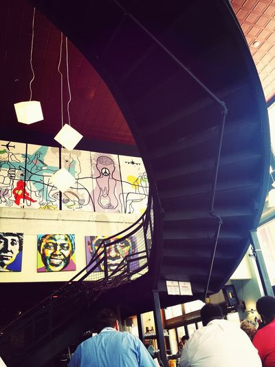 5th And K Busboys & Poets DC Restaurants