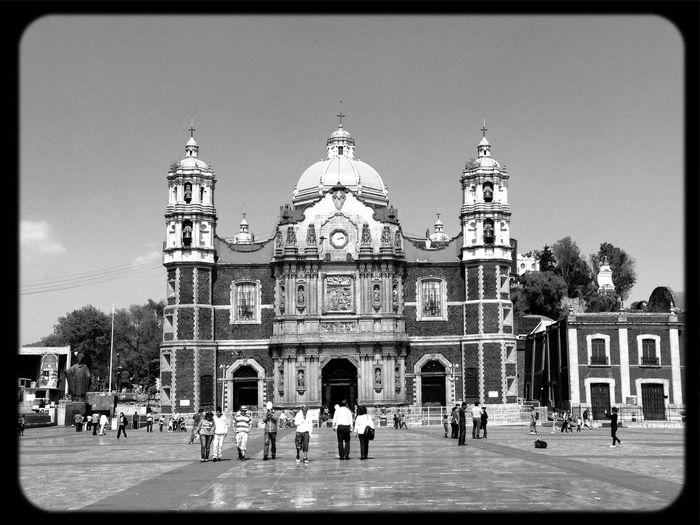 Basilica De Guadalupe, Mextagram, Df, México by Popckorn The Explorer - 2014 EyeEm Awards
