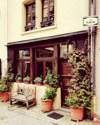 Architektur Vintage Old House Старина ностальгия Luxembourg