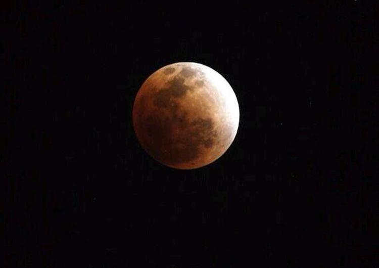 que bonita esa luna