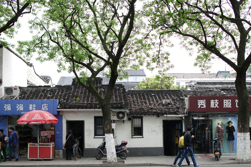 Passing passing 2013 China Jiangnan My View My Year My View Normal Pedestrian Spring Streetphotography Suzhou