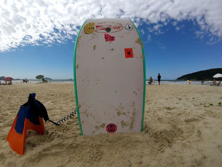 Bodyboard Florianópolis - SC Brokenbones Beach Day Nature