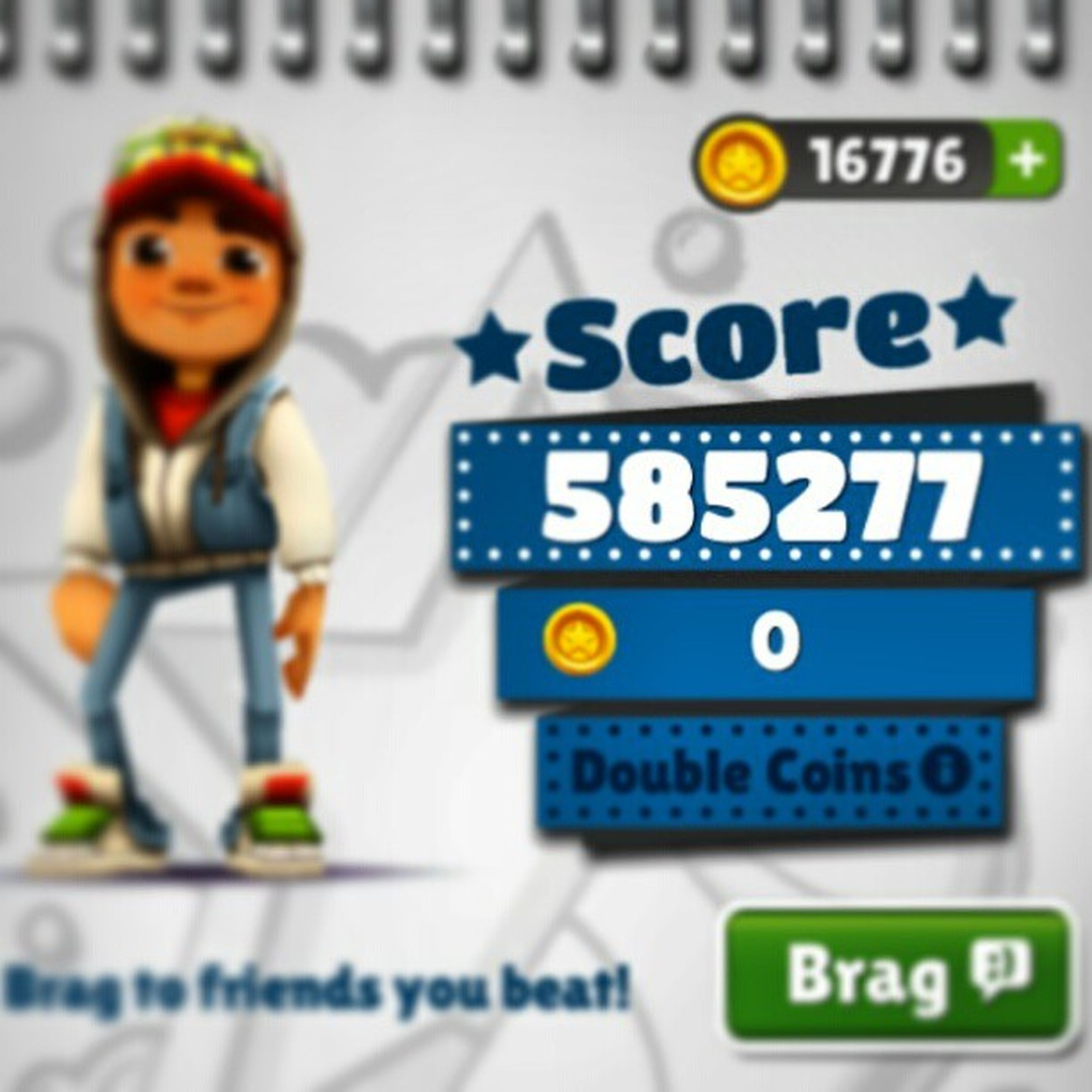 Just a decent high score anyone got higher i eyeem for 979 the beat number