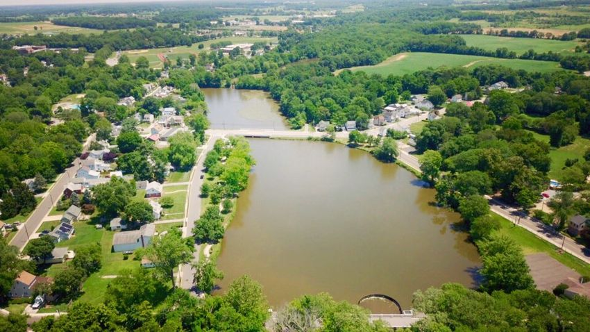 Nice summer day for a motorbike ride and a drone shot. Dji Mavicpro Drone  Dronephotography Droneshot Drone Photography Djimavicpro Aerial Photography Aerial View Aerial Shot Lake Lakeview Lake View Lakeside Landscape_Collection Landscape