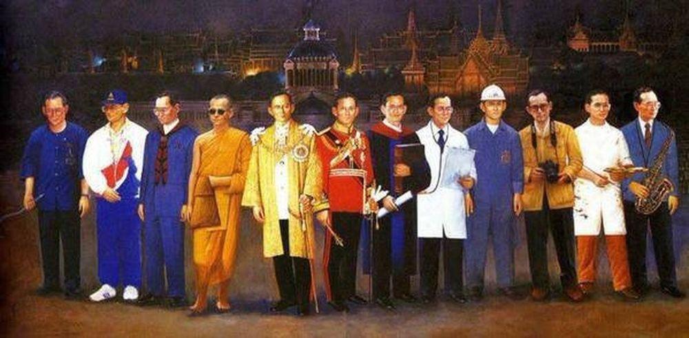 We Love King TH ทรงพระเจริญ Long Live The King