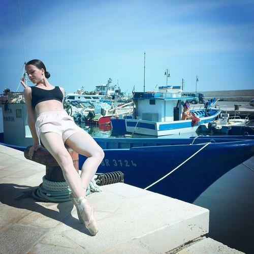 Www.lasinfoniadellabellezza.it Enlightapp Bellezza Fashion Italy Ballet Ballerina