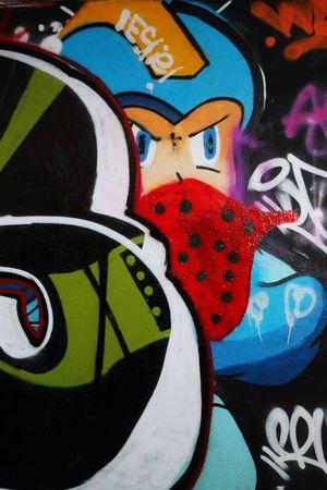 Video game art. . . .(Abandoned Miami Marine Stadium Key Biscayne, FL)