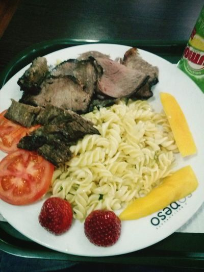Food On The Go Morangos Manga Picanha