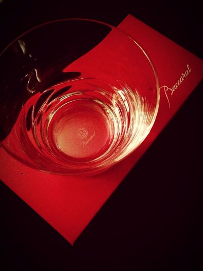 Baccarat Glass Present Boyfriend Love Lovelovelove ❤️ グラス バカラ プレゼント Hanging Out