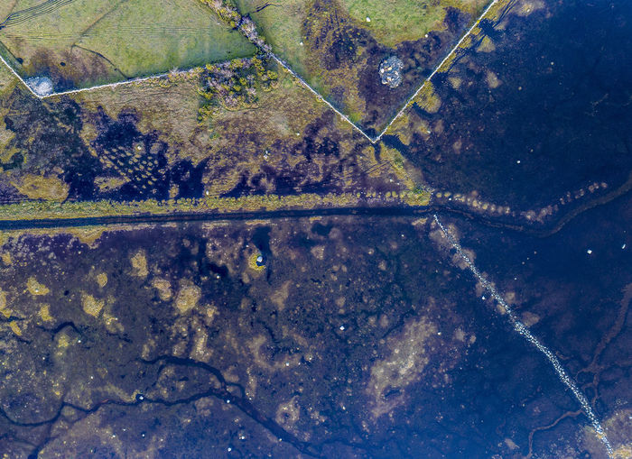 Aerial Shot Drone  Sweden Aerial Photography Aerial View Backgrounds Beauty In Nature Day Nature No People Outdoors Scenics Tranquility Water Öland