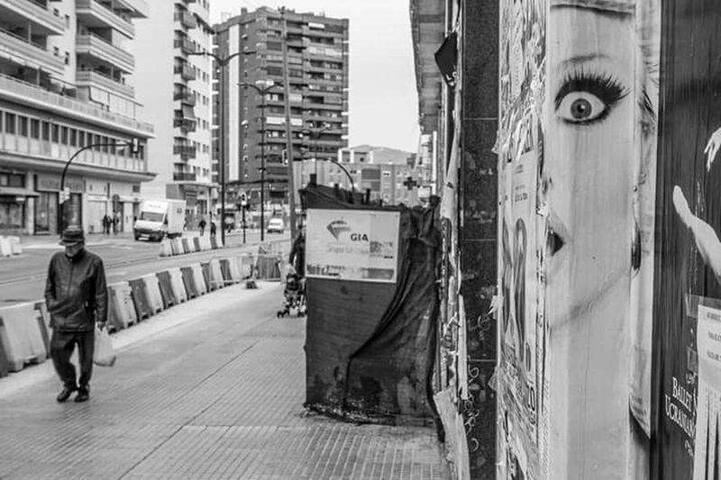Walk This Way The Street Photographer - 2015 EyeEm Awards