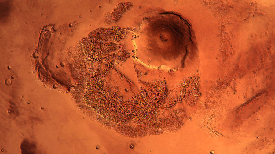 Mars Craters