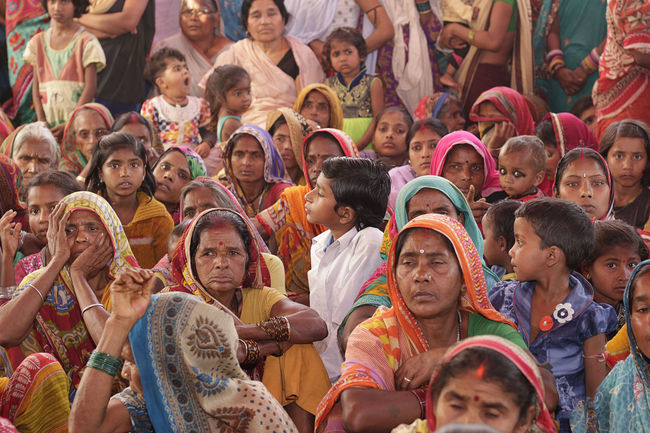 Connected By Travel Crowd Large Group Of People Lifestyles People Real People Togetherness Women