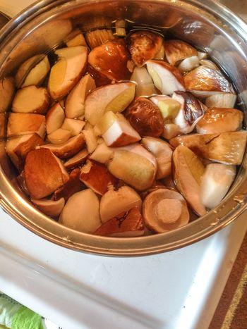 Abundance Bowl Close-up Cooking Food Freshness Fungus Indulgence Mashroom Meal No People Pan Porcini Porcini Mushrooms Ready-to-eat Selective Focus Serving Size Still Life