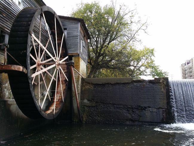 Grist Mill Pigeon Forge Tn Waterwheel