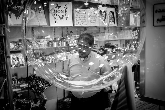 Eyeem Philippines Fuji X-M1 Street Portrait Choice Day Indoors  Lifestyles Night One Person People Real People Retail  Store Street Street Art Street Photography Streetphoto_bw Streetphotography