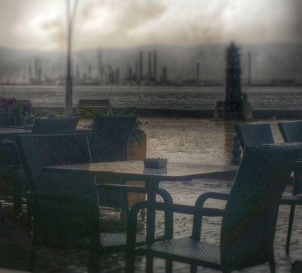 Seaside Rainy Day Degirmendere