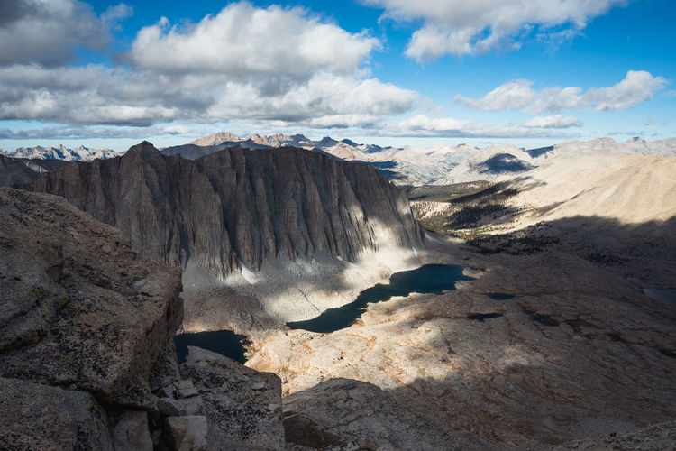 Scenics - Nature Mountain Outdoors Tranquility Cloud - Sky Mount Whitney