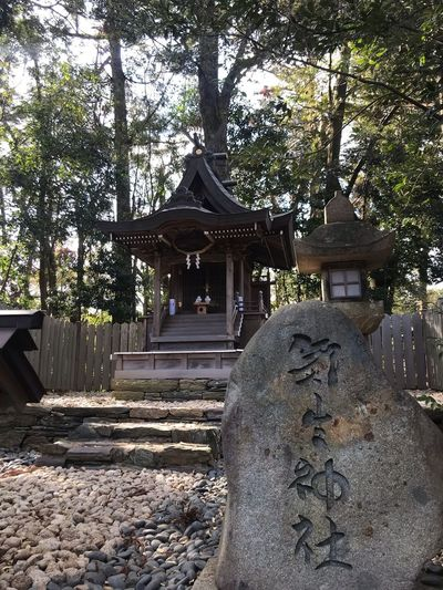 shrine Japan Shrine Architecture Built Structure Tree Plant Building Exterior Nature Day No People Outdoors