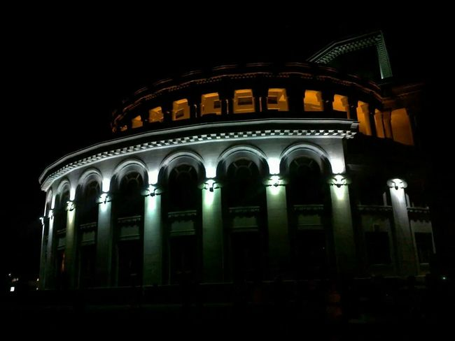 Armenia Erevan Opéra