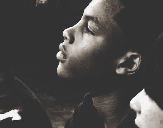 Interested Children/NYC Black And White The Portraitist - 2016 EyeEm Awards Black Kids