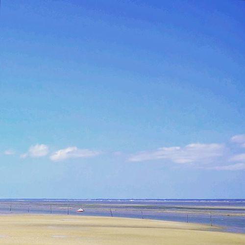Prendre le large. Seaside Arcachon Lebassin Monenfance Suouest
