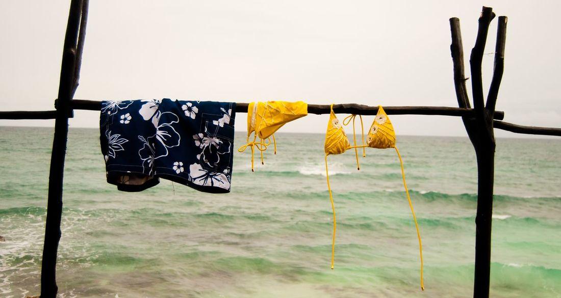 Back To Paradise My Love Beach Vacation Destination Clothing Optional Tulum , Rivera Maya. Mexico Carribean Sea Swim Water Nature Outdoors
