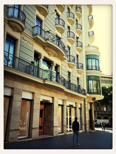 Chanel, Barcelona
